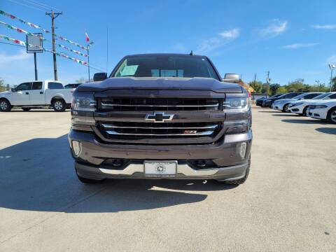 2016 Chevrolet Silverado 1500 for sale at JJ Auto Sales LLC in Haltom City TX