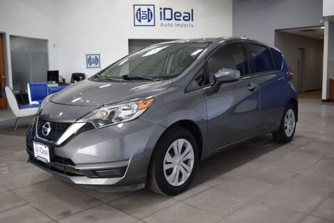 2018 Nissan Versa Note for sale at iDeal Auto Imports in Eden Prairie MN