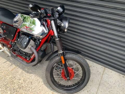 2016 MOTO GUZZI V7 2 for sale at Autoforward Motors Inc in Brooklyn NY