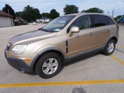 2008 Saturn Vue for sale at A-Auto Luxury Motorsports in Milwaukee WI