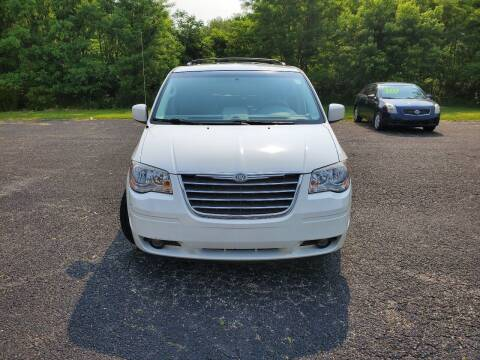 2009 Chrysler Town and Country for sale at Discount Auto World in Morris IL
