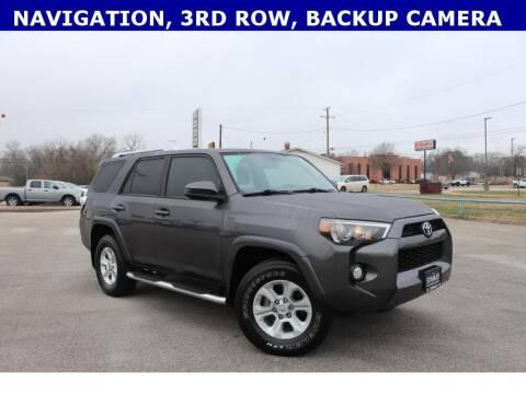 2016 Toyota 4Runner for sale at Stanley Ford Gilmer in Gilmer TX