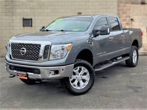 2016 Nissan Titan XD for sale at Somerville Motors in Somerville MA