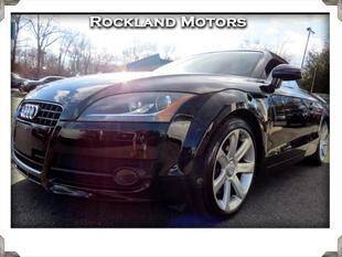 2009 Audi TT for sale at Rockland Automall - Rockland Motors in West Nyack NY
