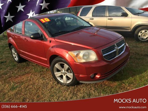 2010 Dodge Caliber for sale at Mocks Auto in Kernersville NC