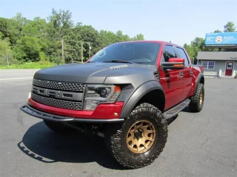2014 Ford F-150 for sale at Guarantee Automaxx in Stafford VA