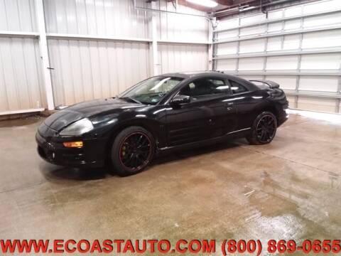 2005 Mitsubishi Eclipse for sale at East Coast Auto Source Inc. in Bedford VA