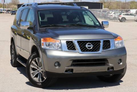 2015 Nissan Armada for sale at Big O Auto LLC in Omaha NE