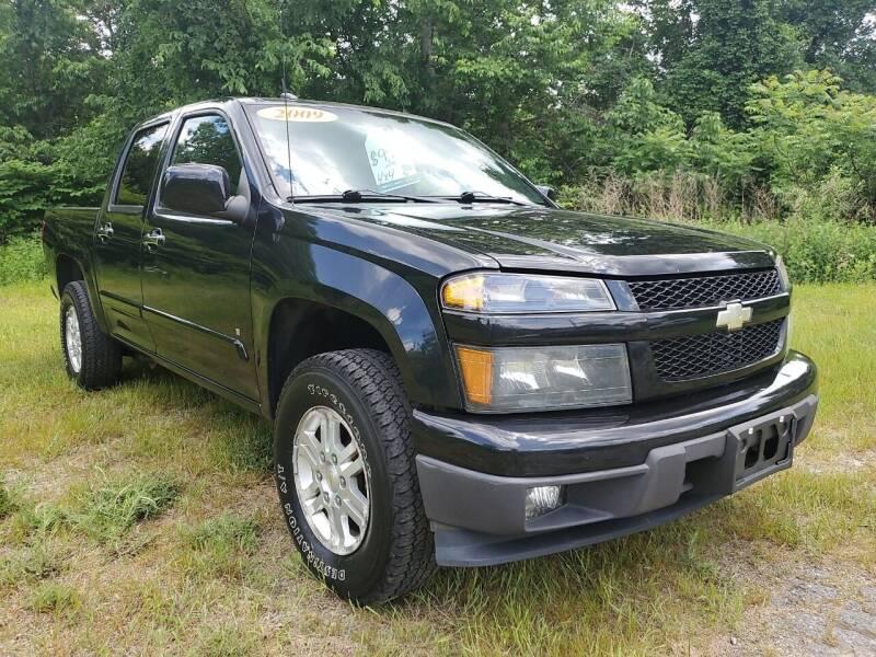 2009 Chevrolet Colorado for sale at Oxford Auto Sales in North Oxford MA