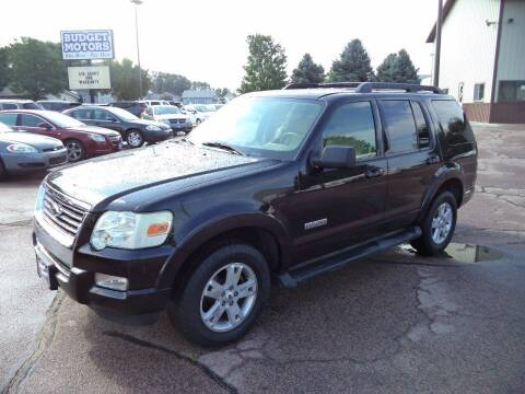 2008 Ford Explorer for sale at Budget Motors - Budget Acceptance in Sioux City IA