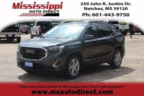 2018 GMC Terrain for sale at Auto Group South - Mississippi Auto Direct in Natchez MS