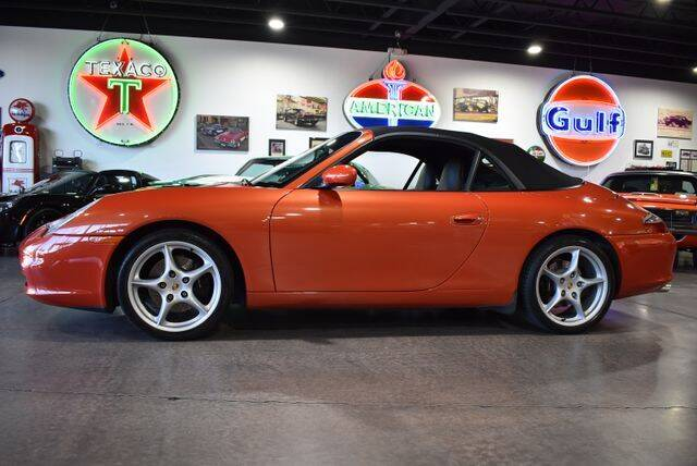 2004 Porsche 911 for sale at Choice Auto & Truck Sales in Payson AZ