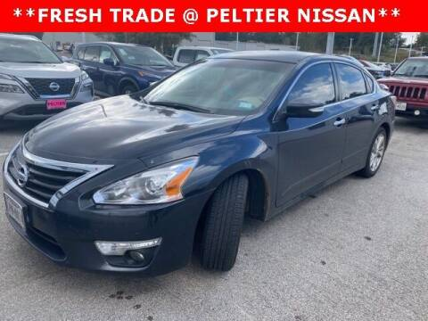 2014 Nissan Altima for sale at TEX TYLER Autos Cars Trucks SUV Sales in Tyler TX