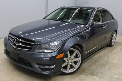 2014 Mercedes-Benz C-Class for sale at Flash Auto Sales in Garland TX