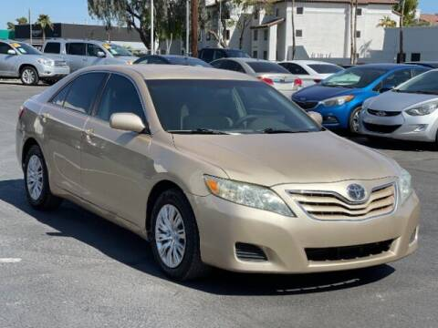 2011 Toyota Camry for sale at Brown & Brown Wholesale in Mesa AZ
