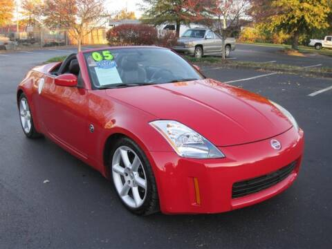 2005 Nissan 350Z for sale at Euro Asian Cars in Knoxville TN