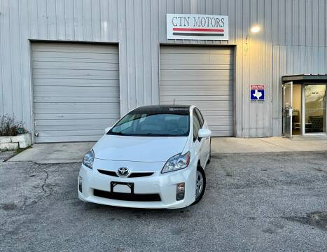 2011 Toyota Prius for sale at CTN MOTORS in Houston TX