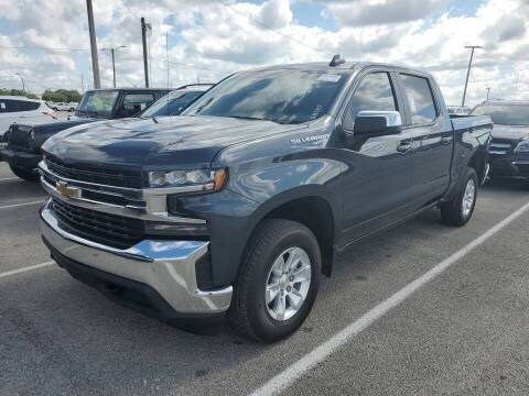 2020 Chevrolet Silverado 1500 for sale at CarGeek in Tampa FL