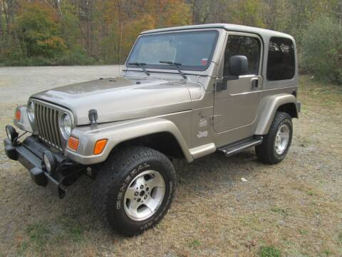 2003 Jeep Wrangler for sale at Peekskill Auto Sales Inc in Peekskill NY