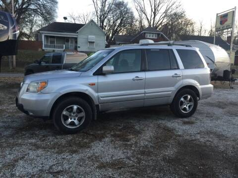 2006 Honda Pilot for sale at Schlotzhauer Auto in Gravois Mills MO