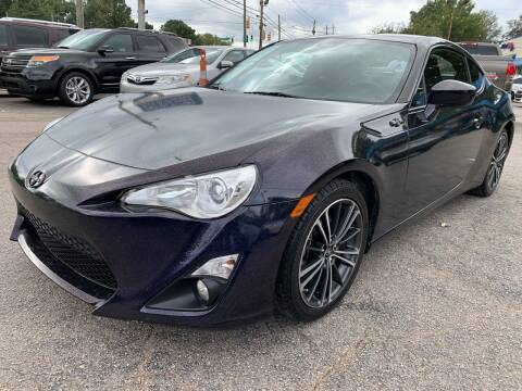 2015 Scion FR-S for sale at Capital Motors in Raleigh NC