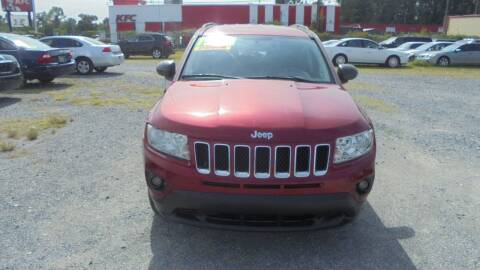2013 Jeep Compass for sale at Auto Mart - Moncks Corner in Moncks Corner SC