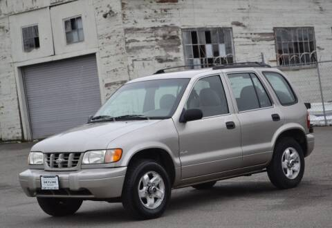 1999 Kia Sportage for sale at Skyline Motors Auto Sales in Tacoma WA