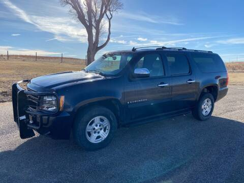 2007 Chevrolet Suburban for sale at TNT Auto in Coldwater KS