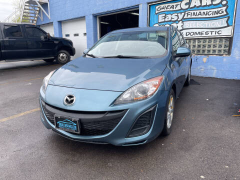 2010 Mazda MAZDA3 for sale at Ideal Cars in Hamilton OH
