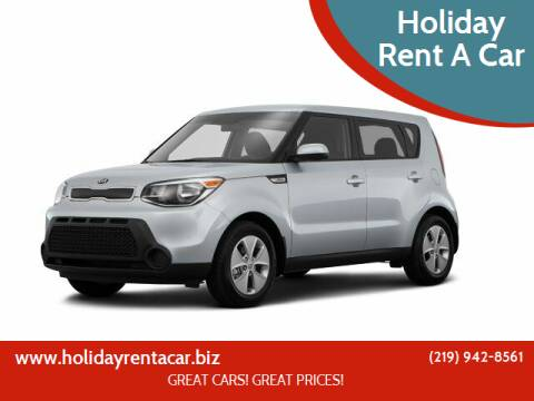2016 Kia Soul for sale at Holiday Rent A Car in Hobart IN