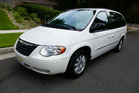 2005 Chrysler Town and Country for sale at Altadena Auto Center in Altadena CA