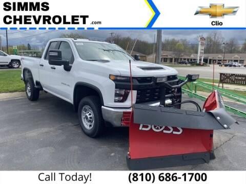 2021 Chevrolet Silverado 2500HD for sale at Aaron Adams @ Simms Chevrolet in Clio MI
