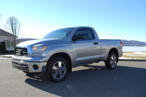 2007 Toyota Tundra for sale at New Milford Motors in New Milford CT