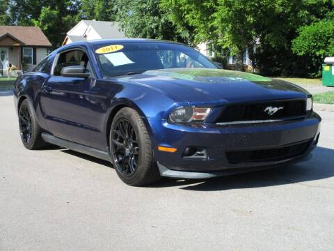 2011 Ford Mustang for sale at A & A IMPORTS OF TN in Madison TN