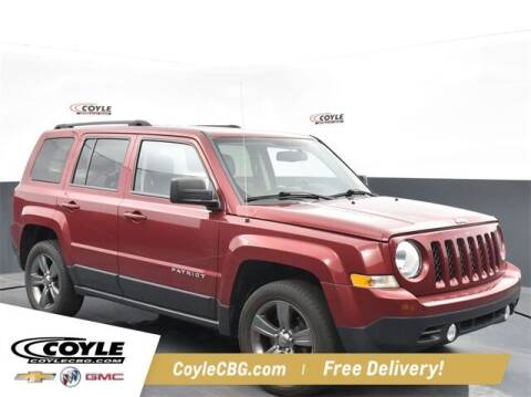 2015 Jeep Patriot for sale at COYLE GM - COYLE NISSAN - New Inventory in Clarksville IN
