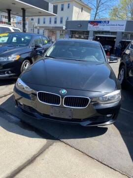 2013 BMW 3 Series for sale at Olsi Auto Sales in Worcester MA