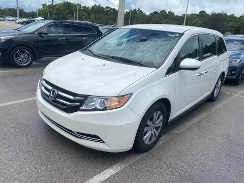 2016 Honda Odyssey for sale at Infiniti Stuart in Stuart FL