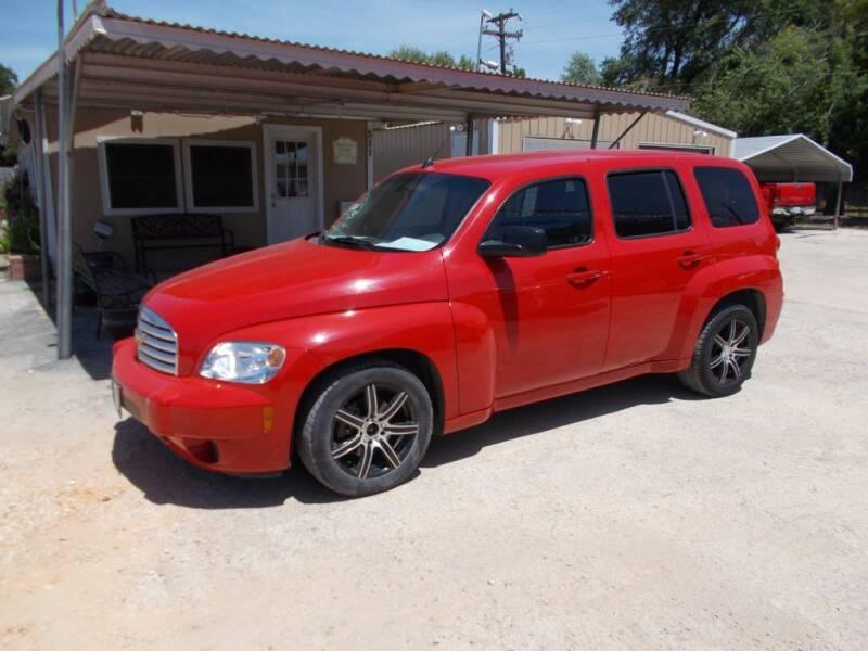2010 Chevrolet HHR for sale at DISCOUNT AUTOS in Cibolo TX