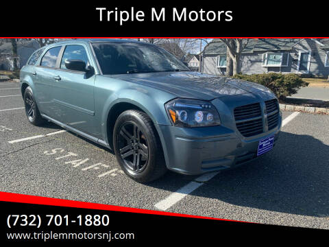 2006 Dodge Magnum for sale at Triple M Motors in Point Pleasant NJ