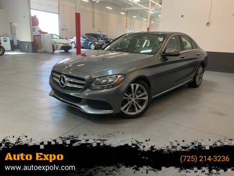 2017 Mercedes-Benz C-Class for sale at Auto Expo in Las Vegas NV