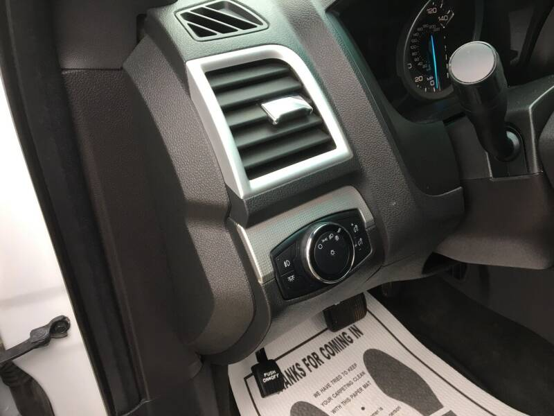 2015 Ford Explorer AWD XLT 4dr SUV - Rugby ND