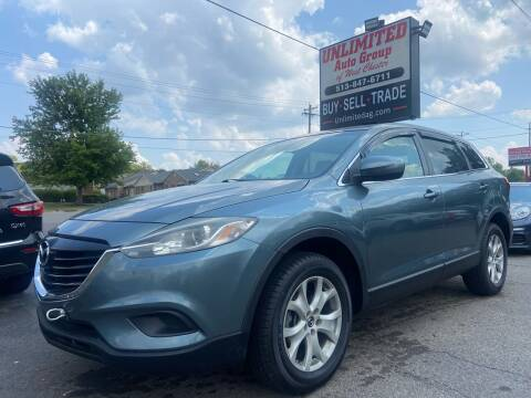 2013 Mazda CX-9 for sale at Unlimited Auto Group in West Chester OH