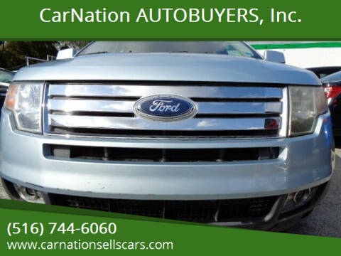 2008 Ford Edge for sale at CarNation AUTOBUYERS, Inc. in Rockville Centre NY