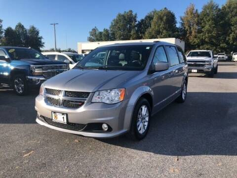 2019 Dodge Grand Caravan for sale at FRED FREDERICK CHRYSLER, DODGE, JEEP, RAM, EASTON in Easton MD