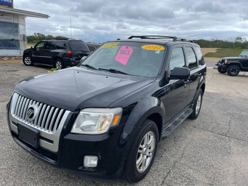 2010 Mercury Mariner for sale at River Motors in Portage WI