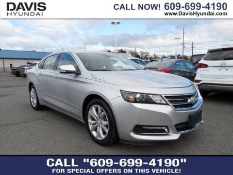 2018 Chevrolet Impala for sale at Davis Hyundai in Ewing NJ