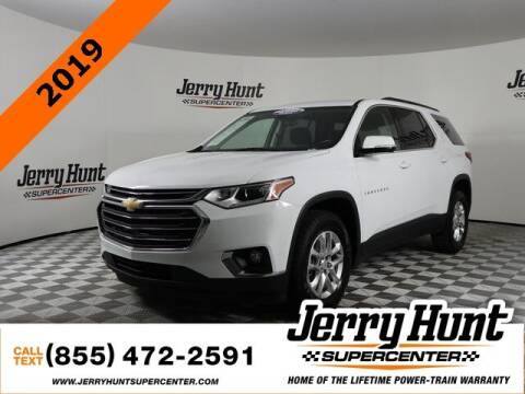 2019 Chevrolet Traverse for sale at Jerry Hunt Supercenter in Lexington NC