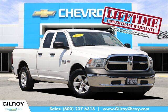 2017 RAM Ram Pickup 1500 for sale in Gilroy, CA