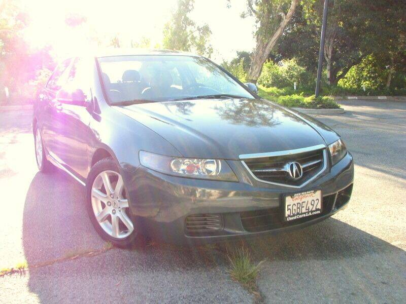2004 Acura TSX for sale at Used Cars Los Angeles in Los Angeles CA