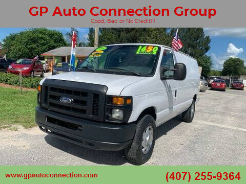 2008 Ford E-Series Cargo for sale at GP Auto Connection Group in Haines City FL
